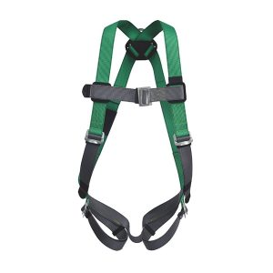 V-FORM™ Full Body Harness Back D-Ring, 5 Adjusters, Qwik-Fit Buckles