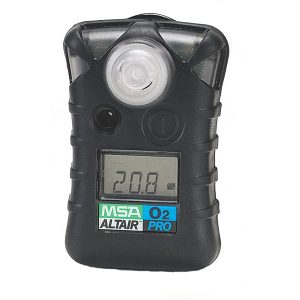 ALTAIR® Pro Single-Gas Detector O2, 19.5/23 Vol %